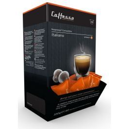 Caffesso kávové kapsle Italiano, intenzita 6 (60 kapslí)