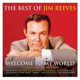 CD Jim Reeves : Welcome To My World: Best Of