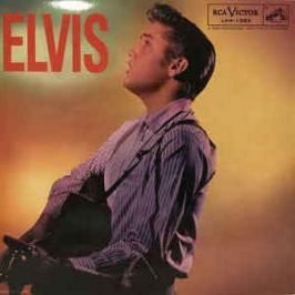 Elvis Presley : Elvis (red Vinyl) LP