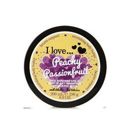 I Love Vyživující tělové máslo s vůní broskve a tropického ovoce (Peachy Passionfruit Nourishing Bod
