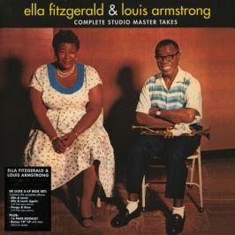 Luis Armstrong / Ella Fitzgerald : Ella & Louis LP