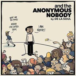 De La Soul : And The Anonymous Nobody LP