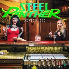 CD Steel Panther : Lower The Bar (Digipack)