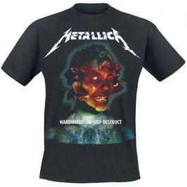 Metallica - Hardwired Album Cover, pánské tričko M