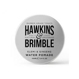 Hawkins & Brimble Hawkins & Brimble Pomáda na vlasy na vodní bázi s vůní elemi a ženšenu (Elemi & Ginseng Water Po