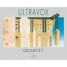 CD Ultravox : Quartet 2