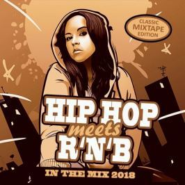 CD Hip Hop Meets R&b In The Mix 2018