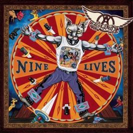 CD Aerosmith : Nine Lives