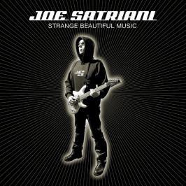 CD Joe Satriani : Strange Beautiful Music