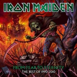 CD Iron Maiden : From Fear To Eternity (Best Of 1990-2010)