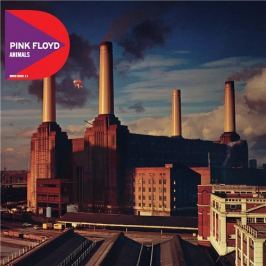 CD Pink Floyd : Animals (Remastered Discovery Version)