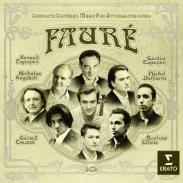 CD Gabriel Fauré : Complete Chamber Music..