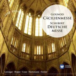 CD GOUNOUD/SCHUBERT-LORENGAR : CACILIEN MESSE