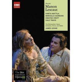 DVD Puccini - Levine: Manon Lescaut