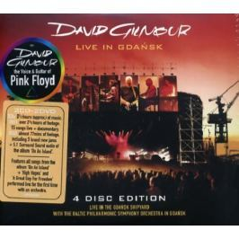 CD David Gilmour : Live In Gdansk