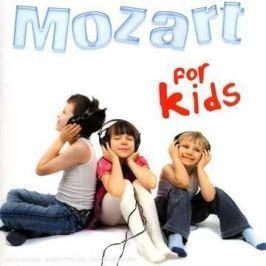 CD Mozart - Va: Mozart For Kids