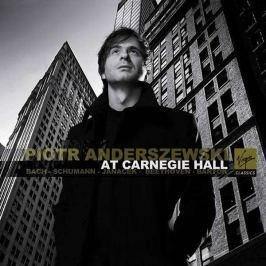 CD Piotr Anderszewski at Carnegie Hall