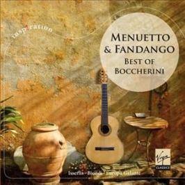 CD Menuetto & Fandango (best Of Boccherini)