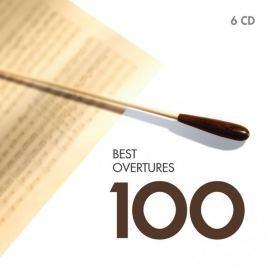 CD 100 Best Overtures