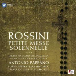 CD Rossini :  Petite Messe Solennelle (Antonio Pappano)