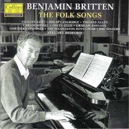 CD Benjamin Britten : Songs