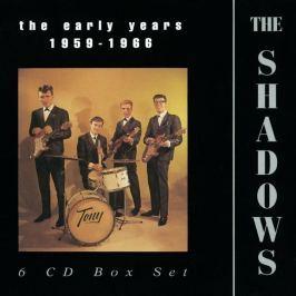 CD Shadows : Early Years 1959-1966