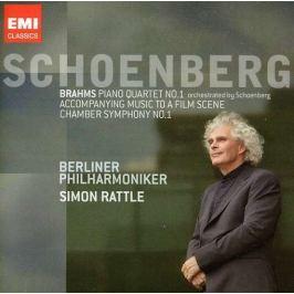 CD Schoenberg/Brahms : Orchestral Works