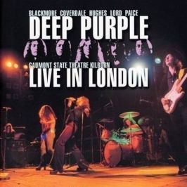 CD Deep Purple : Live In London