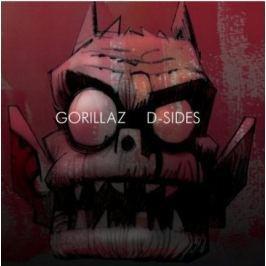 CD Gorillaz : D-Sides