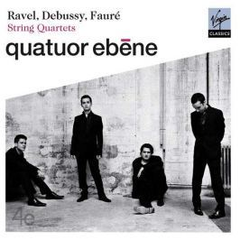 CD Ravel / Debusy / Fauré - Quatuor Evene : String Quartets
