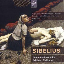 CD Sibelius - Jarvi: Suites