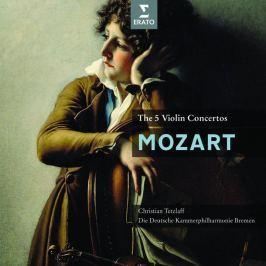 CD Mozart : Die 5 Violinkonzerte