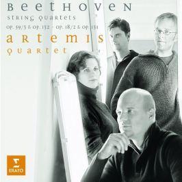CD Ludwig van Beethoven : String Quartets