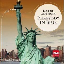 CD George Gershwin : Rhapsody in Blue - Best Of Gershwin