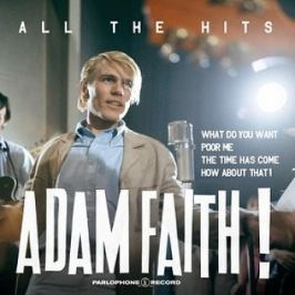 CD Adam Faith : Hits