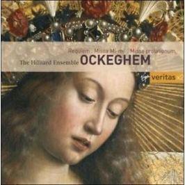 CD J. Ockeghem : Missa Mi-mi