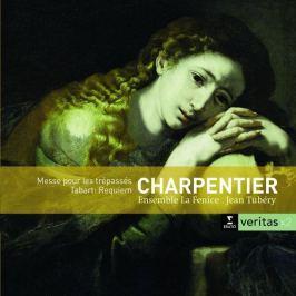 CD Charpentier/Tabart : Messe pour les trépassés/Requiem