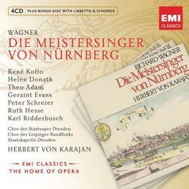 CD Wagner - Karajan: Mistři Pěvci Norimberští