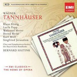 CD Wagner - Haitink: Tannhauser