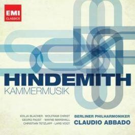 CD Paul Hindemith : Kammermusik