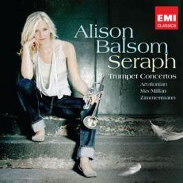 CD Alison Balsom : Seraph