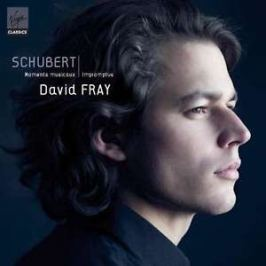 CD Schubert - Fray: Impromptus & Moments