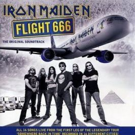 CD Iron Maiden : Flight 666