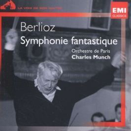 CD Berlioz - Munch / Fantasticka Symfonie