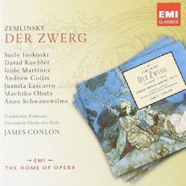 CD Zemlinsky - Conlon / Der Zwerg / Skret /