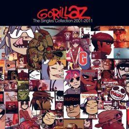 CD Gorillaz : Singles Collection 2001-2011