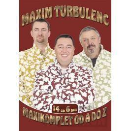 Maxim Turbulenc - Maxikomplet Od A Do Z, box Box