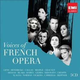 Voices Of French Opera BOX