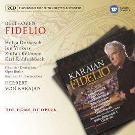 CD Ludwig van Beethoven : Fidelio +cdrom