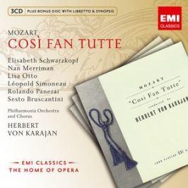CD Wolfgang Amadeus Mozart : Cosí Fan Tutte 4